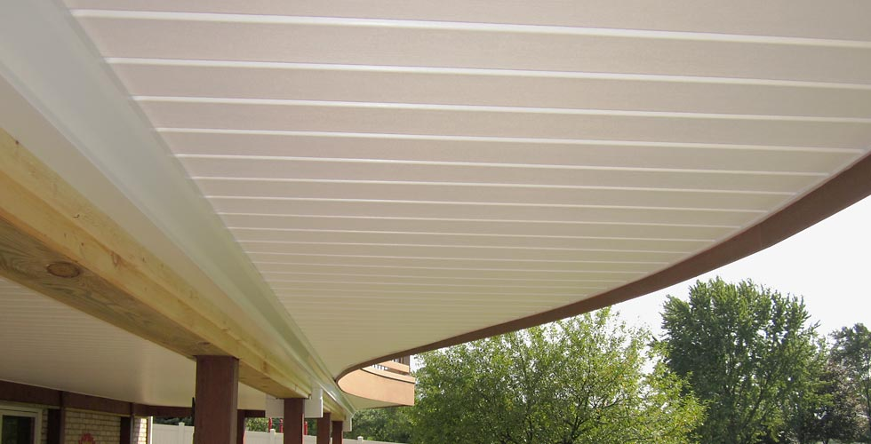 Acorn Deck Accessories Providing The Sealing Ceilingtm